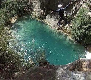 precio barranco rio verde, barranquismo rio verde, clubcabraloca producto