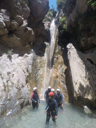 Río Lentegí Granada
