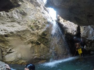 rio verde cueva