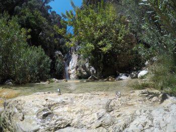 cascada de Río Verde